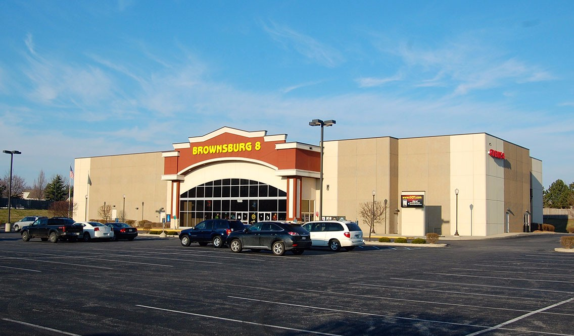 Brownsburg-Cinema