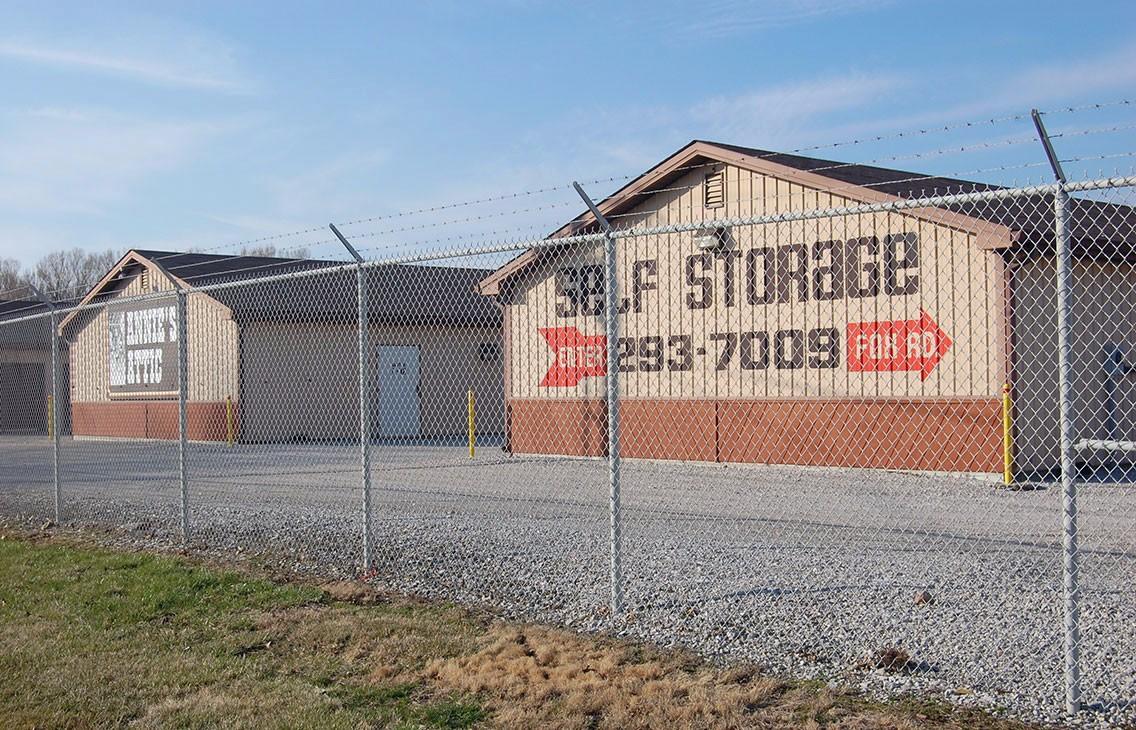 Self Storage Brownsburg
